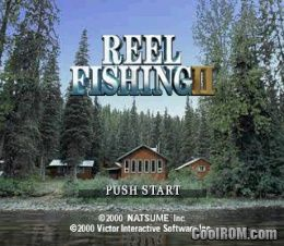 Reel Fishing Ii Rom Iso Download For Sony Playstation
