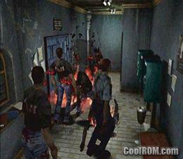Resident Evil 1 Ps 1