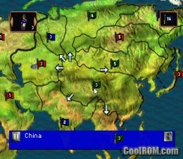 Global Domination Psx 88