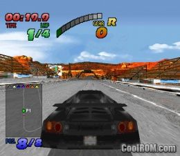 Road & Track Presents - The Need for Speed ROM (ISO