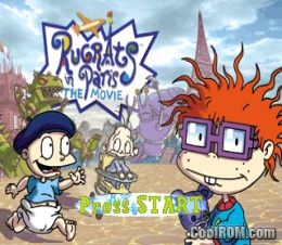 Rugrats In Paris The Movie Rom Iso