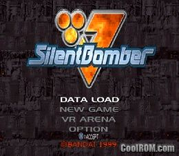 Silent Bomber ROM (ISO) Download for Sony Playstation / PSX