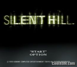 Silent Hill (Japan) ROM (ISO) Download for Sony Playstation