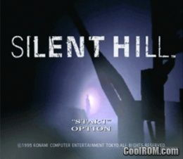 Silent Hill (v1 1) ROM (ISO) Download for Sony Playstation
