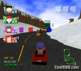 south park rally pc game free download