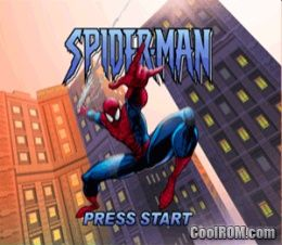 Spider-Man ROM (ISO) Download for Sony Playstation / PSX