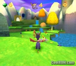 Spyro 2 - Gateway to Glimmer (Europe) ROM (ISO) Download for