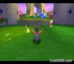 Spyro 2 - Ripto's Rage ROM (ISO) Download for Sony
