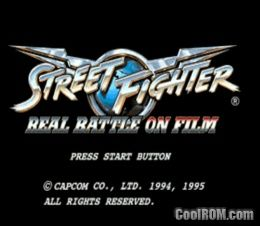 street fighter real battle on film japan rom iso download for