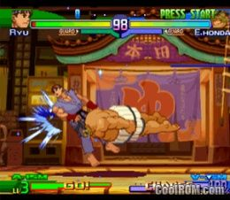 Street Fighter Alpha 3 ROM (ISO) Download for Sony