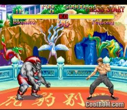 Street Fighter Collection (Japan) (Disc 2) ROM (ISO) Download for