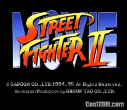 Street Fighter Ii Movie Japan Disc 1 Rom Iso Download For
