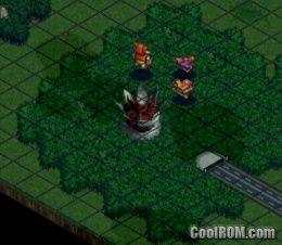 Super Robot Taisen Alpha Gaiden (Japan) ROM (ISO) Download for Sony