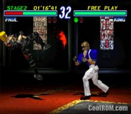 Tekken 2 v1 1 rom iso download for sony playstation for Cool roms