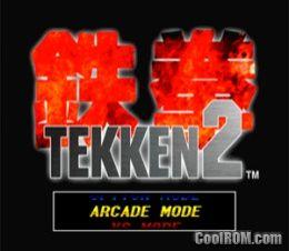 Tekken 2 (v1 1) ROM (ISO) Download for Sony Playstation