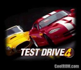 Test Drive 4 Rom Iso Download For Sony Playstation Psx