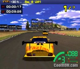 test drive le mans rom iso download for sony playstation psx. Black Bedroom Furniture Sets. Home Design Ideas