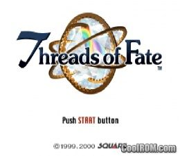 Threads of Fate ROM (ISO) Download for Sony Playstation / PSX