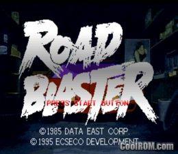 Thunder Storm & Road Blaster (Japan) (Disc 2) (Road Blaster