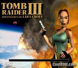 Tomb Raider Iii Adventures Of Lara Croft Japan Disc 1