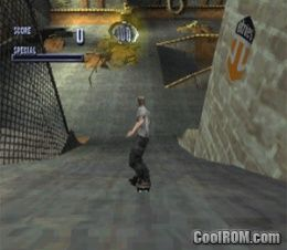 Tony Hawk's Pro Skater ROM (ISO) Download for Sony