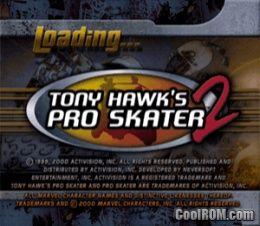 tony hawk pro skater 2 ps1 iso
