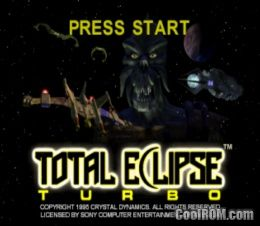 Total Eclipse - Turbo ROM (ISO) Download for Sony Playstation / PSX