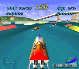 Turbo Prop Racing ROM (ISO) Download for Sony Playstation / PSX