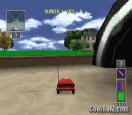 Twisted Metal - Small Brawl ROM (ISO) Download for Sony