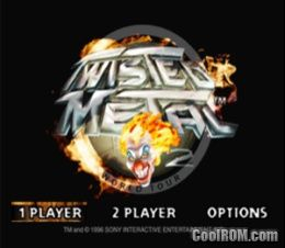 Twisted metal 2 rom iso download for sony playstation for Cool roms