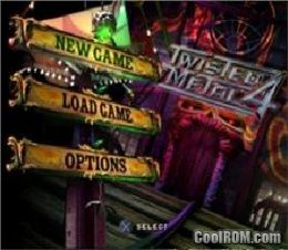 Twisted Metal 4 ROM (ISO) Download for Sony Playstation
