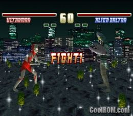 Ultraman Fighting Evolution Japan Rom Iso Download For Sony