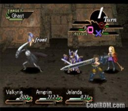 Valkyrie Profile (Disc 1) ROM (ISO) Download for Sony Playstation