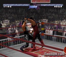 Wcw Nwo Thunder Rom Iso Download For Sony Playstation