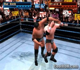 WWF SmackDown! ROM (ISO) Download for Sony Playstation / PSX