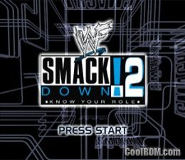 wwf smackdown psx iso download