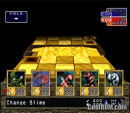 Yu-Gi-Oh! Forbidden Memories ROM (ISO) Download for Sony