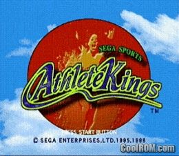 Athlete Kings ROM (ISO) Download for Sega Saturn - CoolROM com