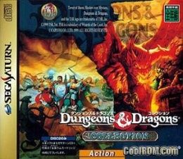 Dungeons & Dragons Collection ROM (ISO) Download for Sega
