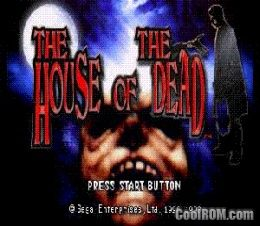 House Of The Dead Rom Iso Download For Sega Saturn Coolrom Com