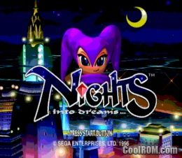 NiGHTS Into Dreams ROM (ISO) Download for Sega Saturn - CoolROM com