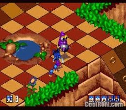 Sonic 3D Blast ROM (ISO) Download for Sega Saturn - CoolROM com