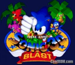 Sonic 3d Blast Rom Iso Download For Sega Saturn Coolrom Com