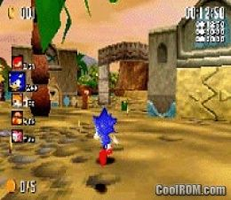 Sonic R Rom Iso Download For Sega Saturn Coolrom Com