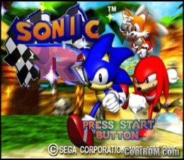 Sonic R ROM (ISO) Download for Sega Saturn - CoolROM com