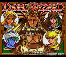 Dark Wizard ROM (ISO) Download for Sega CD - CoolROM com