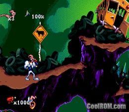 Earthworm Jim Special Edition ROM (ISO) Download for Sega CD