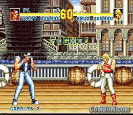 Fatal Fury Special ROM (ISO) Download for Sega CD - CoolROM com