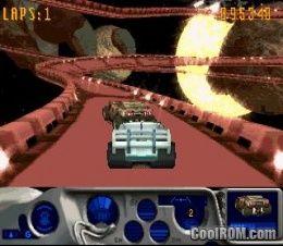 Mega Race ROM (ISO) Download for Sega CD - CoolROM com