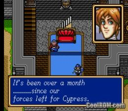 shining force rom for gba